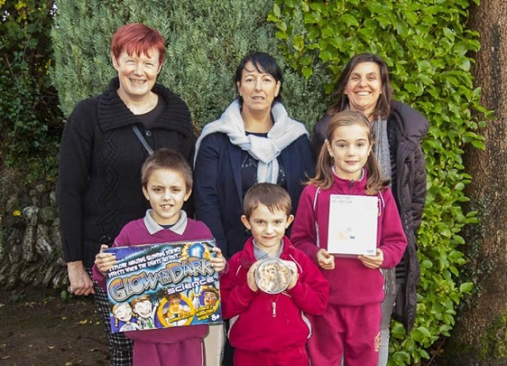 Science Week Prizewinners