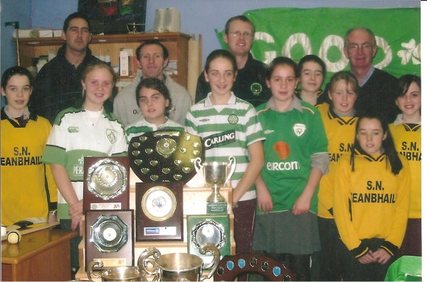 Shamrocks Visit to Shanbally NS 2005