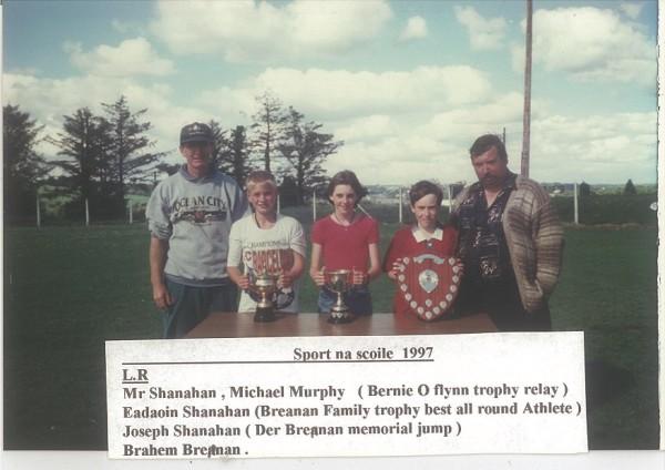 sport na scoile 1997