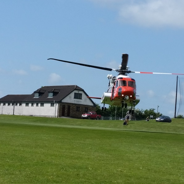 Coast Guard Helicopter (6)